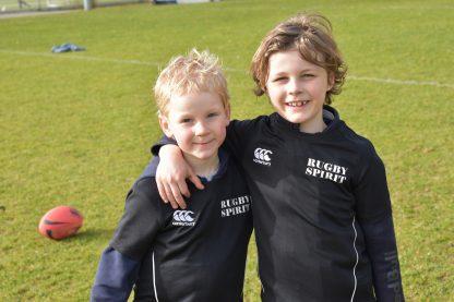 Rugbyshirt Rugby Spirit