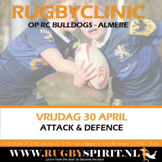 rugbyclinic Attack&Defence RC Bulldogs