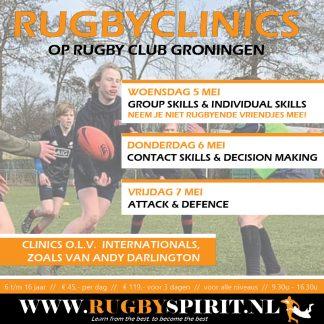 rugbyclinics 3 dagen RC Groningen web