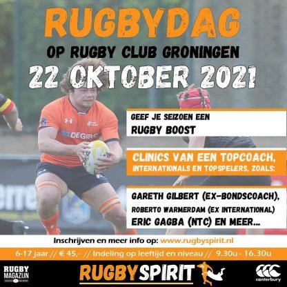 rugbydag Groningen